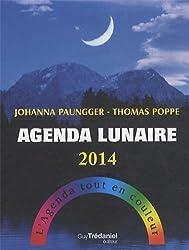 Agenda lunaire 2014