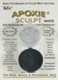 Aves Apoxie Sculpt White 1/4 pound