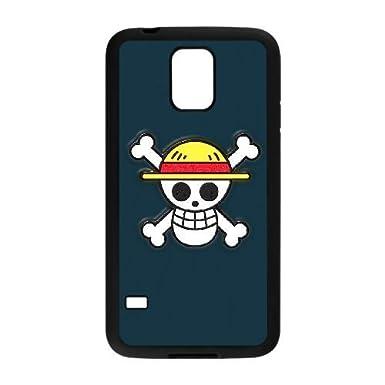 Samsung Galaxy S5 Black Phone Case One Piece Wallpaper Hd