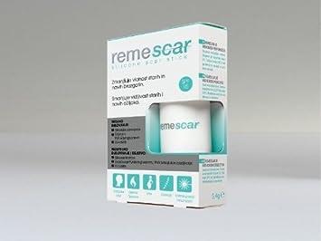 Amazon.com: Remescar cicatriz de silicona stick Tratamiento ...