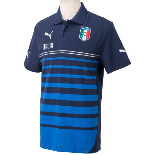 Hooped Figc Puma Italia Leisure Polo Pour Bleu Homme wzqtaY