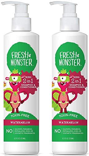 Fresh Monster Toxin-free Hypoallergenic