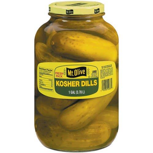 jar dill pickles - 7