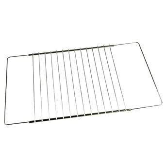 Rejilla maxi para horno ajustable de 47 a 75 cm x 35 cm de ...