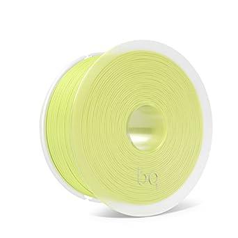 BQ Easy Go - Filamento PLA de 1.75 mm (100 % PLA, resistente a la ...