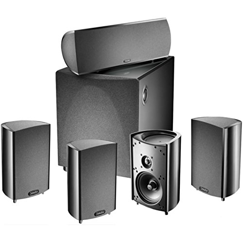 Definitive Technology ProCinema 600 5.1 Home Theater Speaker System (black) by Definitive Technology
