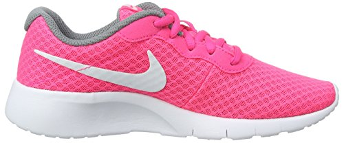 Nike Mädchen Tanjun Low-Top Pink (Hyper Pink/White-Cool Grey)