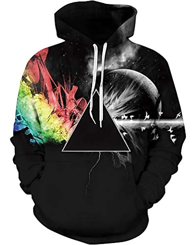 (Men's Patterns Print Athletic Sweaters Fashion Hoodies Sweatshirts)