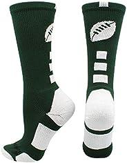 Football Socks Crew Length for Boys or Men, Football Gift