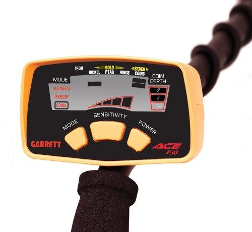 Garrett ACE 150 Metal Detector by Garrett: Amazon.es: Bricolaje y herramientas