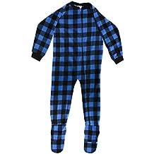 Prince of Sleep Boys Ultra Soft Microfleece One-Piece Pajamas/Blanket Sleepers