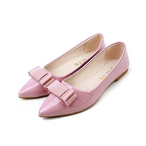 6 698 Pink Ballerinas Sconosciuto Welldone2017 Donna Ballerine wUSSBqO