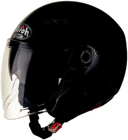 Nero 55-56 cm Airoh CO11S City One Color Black Matt S