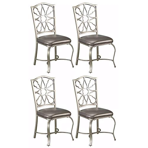 - Svitlife Shollyn Dining Room Chairs (Set of 2) Dining Chairs Room Table Set Buffet Mahogany Cabinet