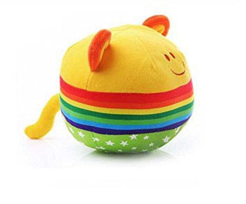 Tery Bebé Adorable Arco Iris Mano Captura Bola Juguete Regalo ...