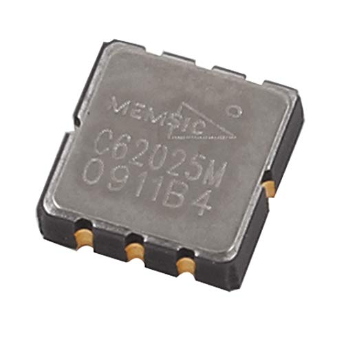 (Aexit C62025M Dual Control electrical Axis Digital Acceleration Sensor Accelerometer 5mmx5mmx1.5mm)