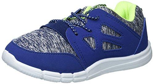 OshKosh B'Gosh Baby Fenton Girl's and Boy's Lightweight Sneaker, Blue, 8 M US Toddler