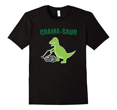 Grama Saur T-REX Shirt for Grandma. Funny Gift for Mother's