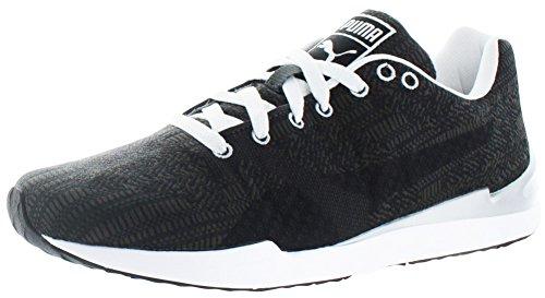 Puma Future XS500 Herren Woven Jogger Sneakers Schuhe Dunkler Schatten / Schwarz / Weiß