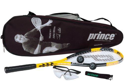 Prince Squash Starter Kit