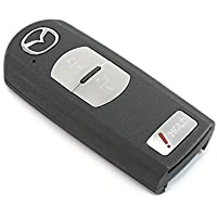 Genuine Mazda (BCY1-67-5RY) Keyless Entry Transmitter Set