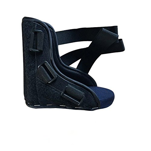Kids AFO Drop Foot Splint Baby Ankle Foot Brace Night Splint Toddler Strephenopodia Strephexopodia Splint (10cm)