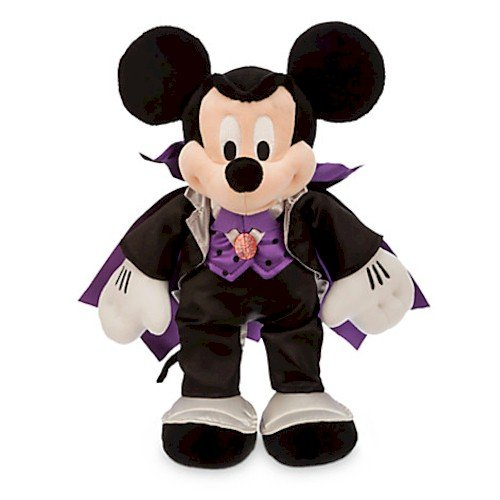 Count On Me Halloween Costume (Disney Mickey Mouse Halloween Plush - Small - 13'')