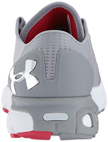 Under Armour Men's Speedform Europa Running Shoes Steel/Glacier Gray UkEYHNm8lX