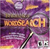 BRAND NEW Britannica Britannica Word Search 4 Unique Game Modes Multiple Categories 500+ ()