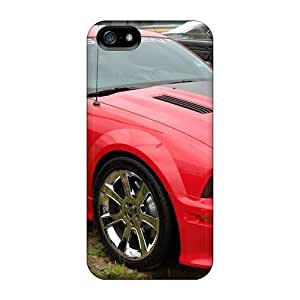 Durable Defender Cases For Iphone 5/5s Covers(ford Saleen Mustang)