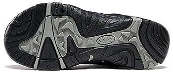 Atika At-w107-kgy_women 8 B(f) Women's Sports Sandals Trail Outdoor Water Shoes 3layer Toecap W107 8