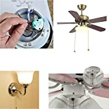 2 pack Ceiling Fans Replacement Parts Zing Ear