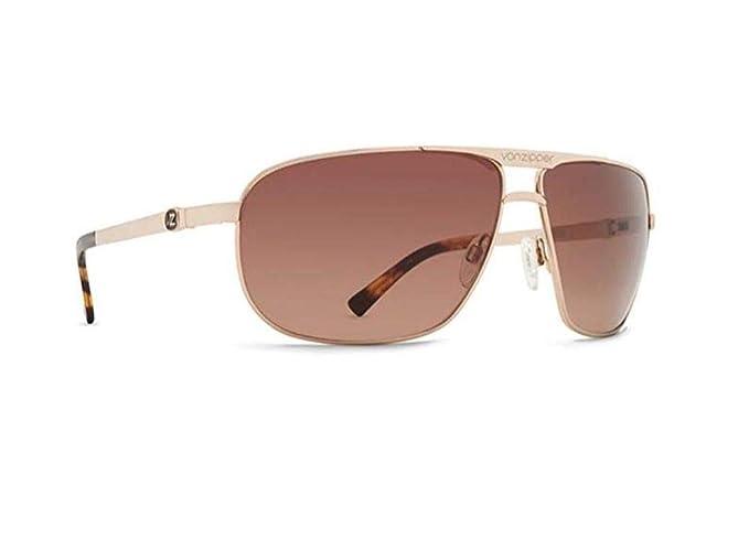 e945a6a2a49 Amazon.com  VonZipper Skitch Square Sunglasses