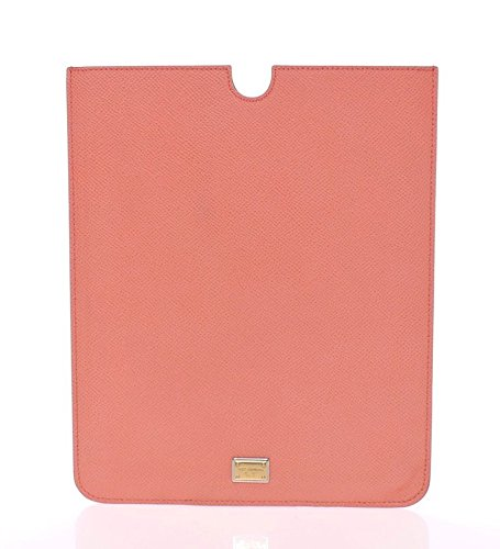 (Dolce & Gabbana - Pink Leather iPAD Tablet eBook Cover)
