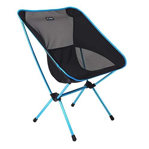 Helinox Chair One XL Lightweight, Portable, Collapsible Camping Chair, Black ()