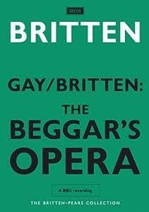 BENJAMIN BRITTEN - BEGGARS OPERA,THE