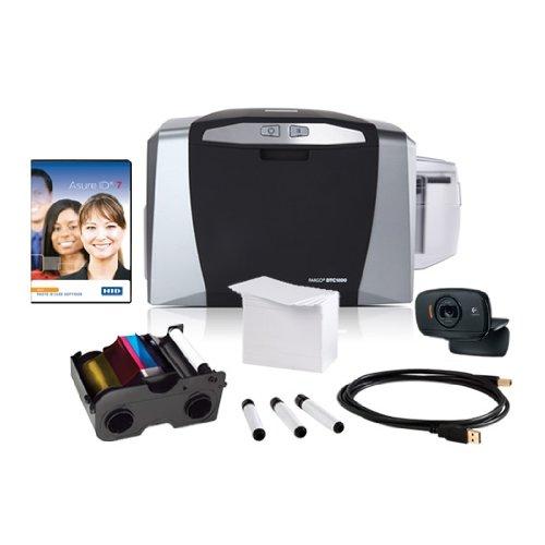 Fargo DTC1000 Photo ID System (Badging Software)