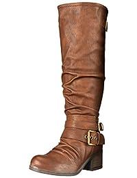 Carlos by Carlos Santana Claudia Wide Calf Knee High Boot
