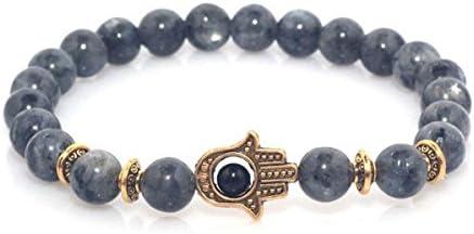 Maya Bracelets Hamsa Marble Bracelet product image