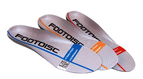 HardBoot Insole - Small - High Arch for Hockey, Ski, Skate, Hiking, Hunting