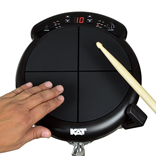 KAT KTMP1 Electronic Drum & Percussion Pad Sound Module w/Bonus RIS Pick 00019239410382