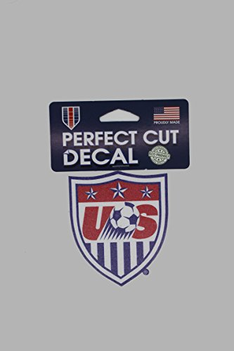 USA US National Team Soccer World Cup MLS 4x4 Die Cut Decal FIFA