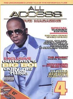 All Access DVD Magazine, Vol. 4