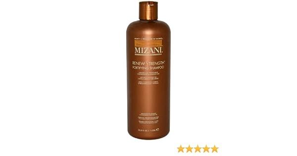 Amazon.com : Renew Strength fortifying Shampoo Shampoo Unisex by Mizani, 33.8 Ounce : Hair Shampoos : Beauty
