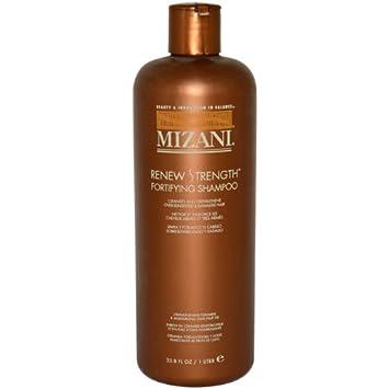 Renew Strength fortifying Shampoo Shampoo Unisex by Mizani, 33.8 Ounce