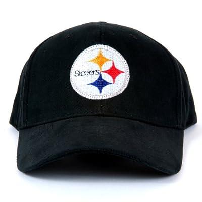 NFL Pittsburgh Steelers LED Light-Up Logo Adjustable Hat