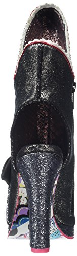 high quality cheap online Irregular Choice Women's Bite Me Open-Toe Sandals Black (Black/Metallic) wiki online cheap visa payment 5s0SyeTm52