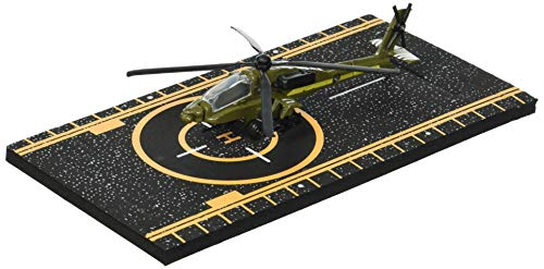 Hot Wings AH-64 Apache with Connectible Runway ()