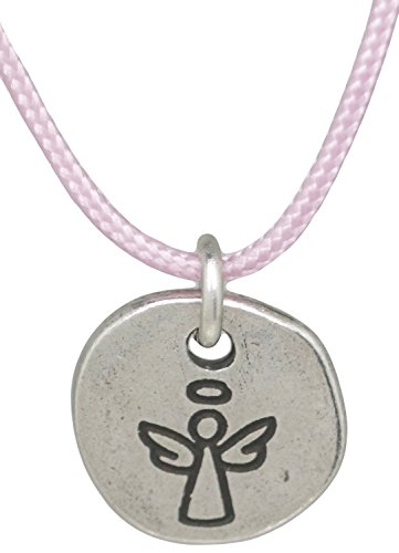 Price comparison product image Psalm 91:11 Angel Children's Necklace