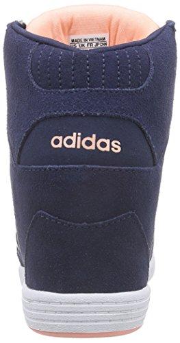 Donna Alto A Wedge Adidas Super W Blu Scarpe blu Collo xqSTI0wY
